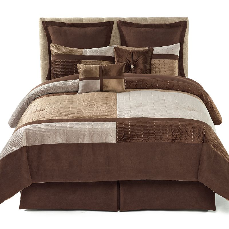 Home Classics Neutral Polyester Bedding Kohl 39 S