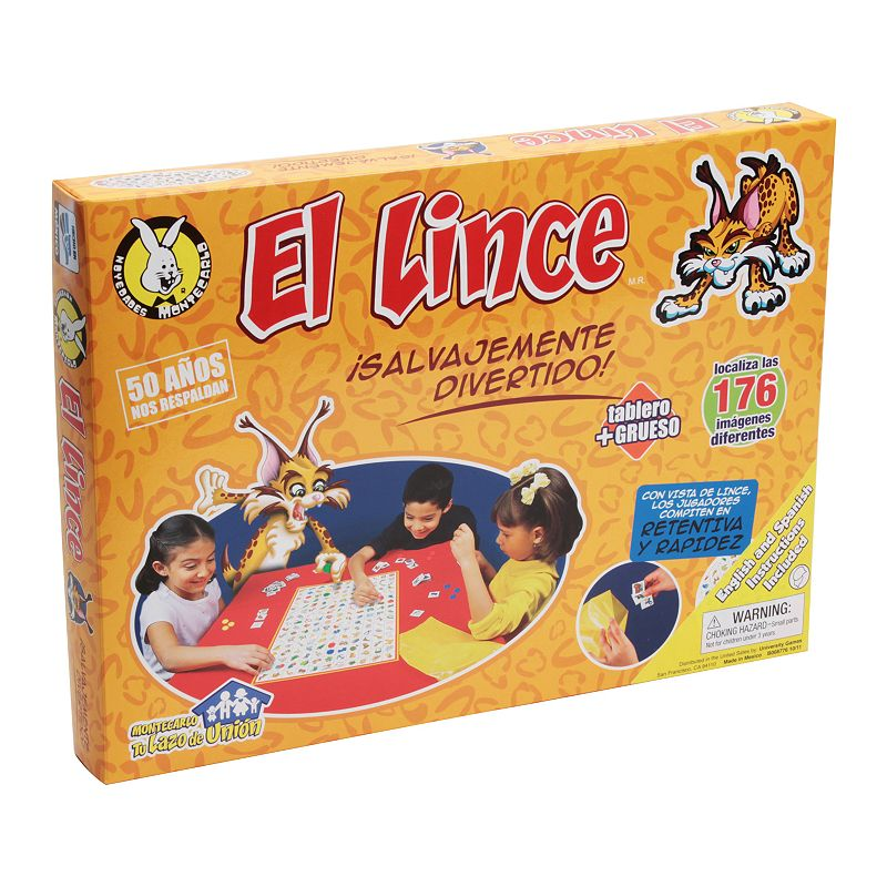 El Lince Game by University Games