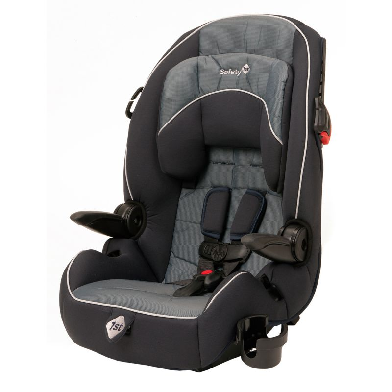 Safety 1st Summit Booster Car Seat, Multicolor