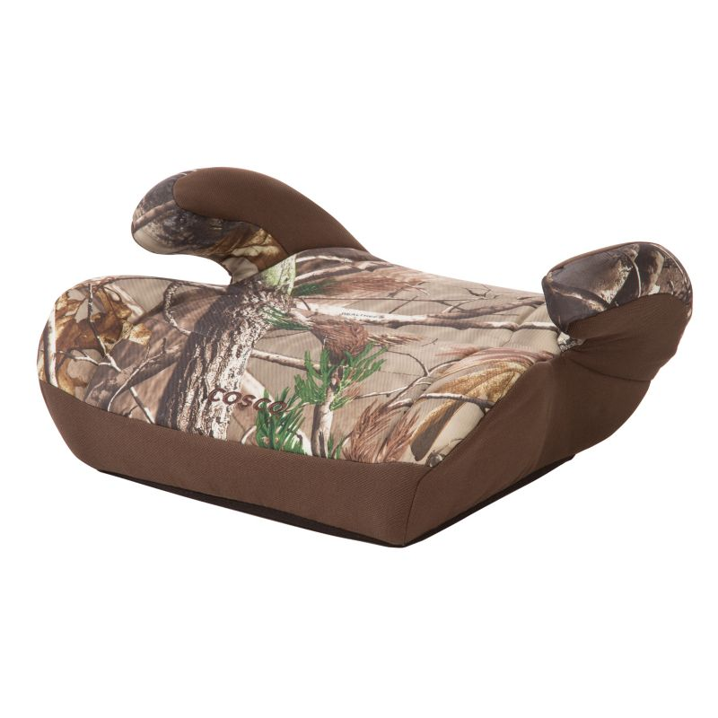 Cosco Camouflage Top Side Booster Car Seat, Multicolor