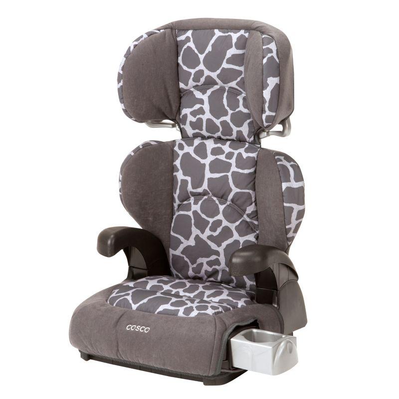 Cosco Pronto Booster Car Seat, Multicolor