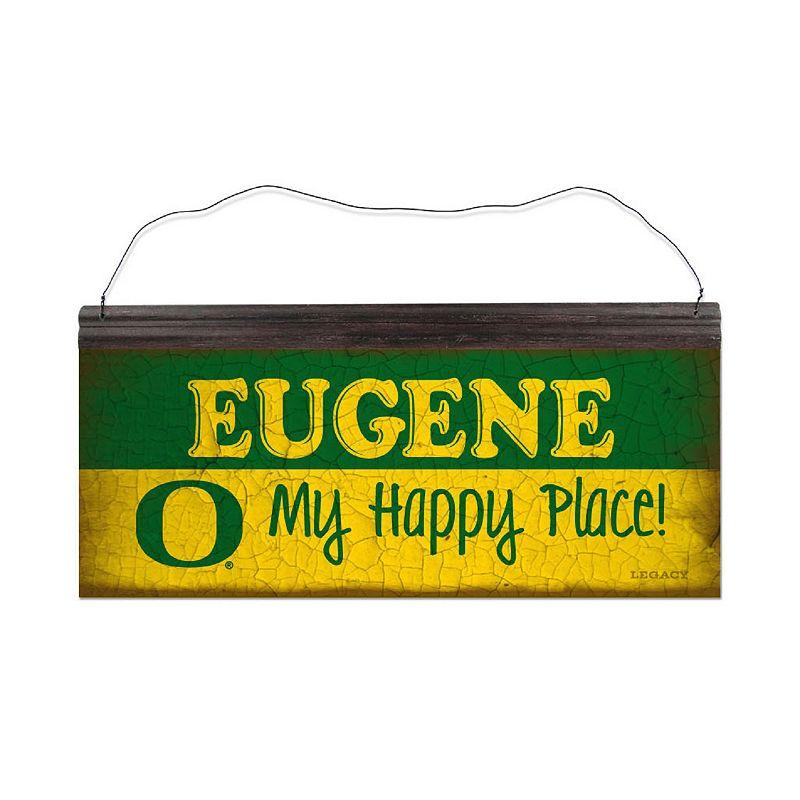 Legacy Athletic Oregon Ducks Tin Sign