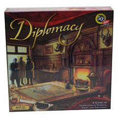 Diplomacy Board Game by