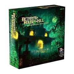Betrayal at House on the Hill Board Game by
