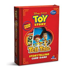 Disney / Pixar Toy Story Tell Tale Card Game by