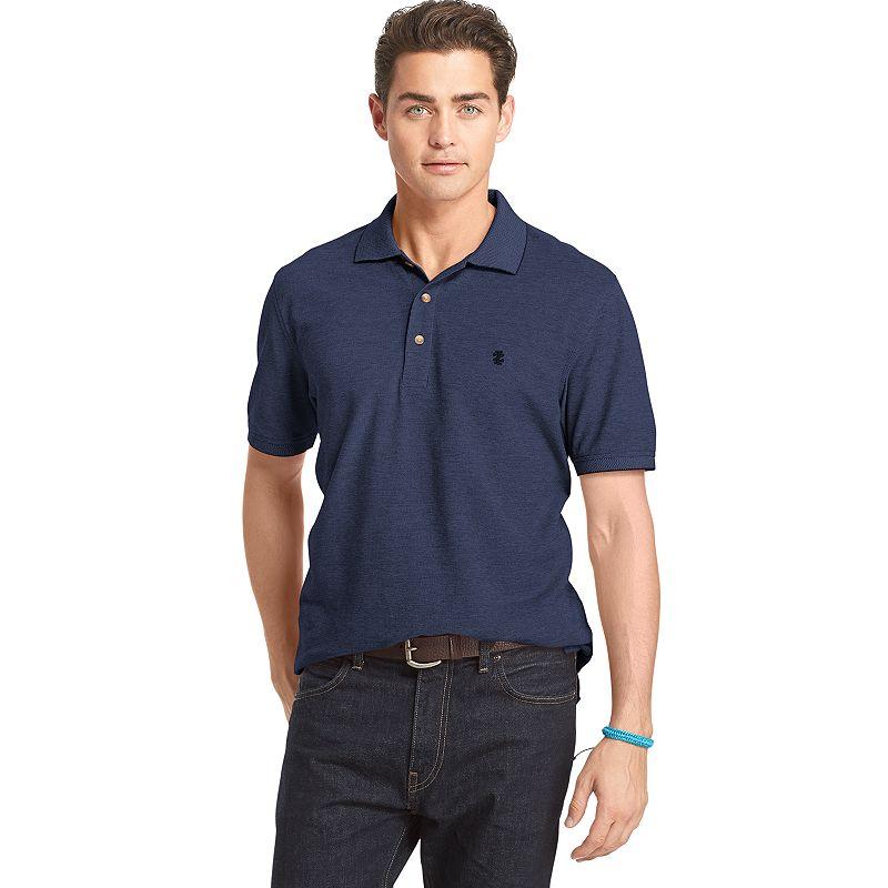 Men's IZOD Oxford Pique Polo