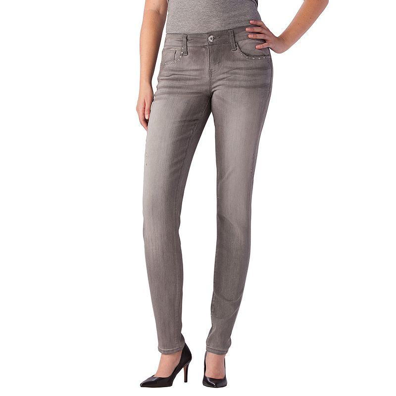 Seven7 Embellished Jeggings - Women's