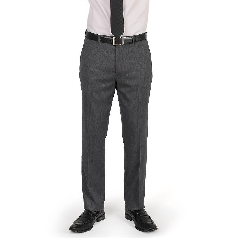 Men's Apt. 9® Soho Slim-Fit Gray Suit Pants