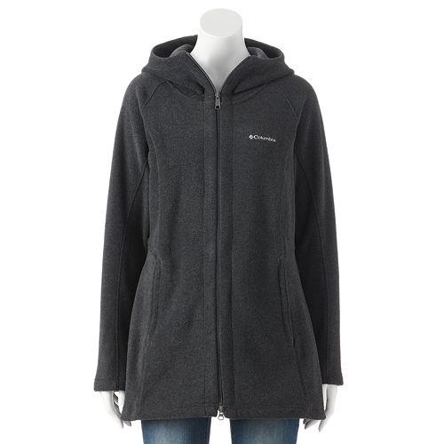 Women's Columbia Benton Springs Hooded Fleece Jacket
