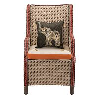 Bombay® Outdoors Hanalei Outdoor Wicker Chair