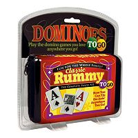 Classic Rummy To Go Game by Puremco