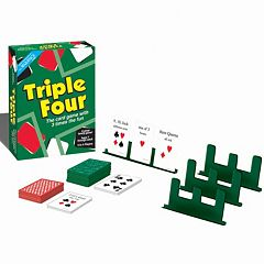 Triple Four Card Game by Jax Ltd.