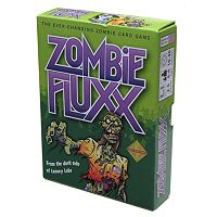 Zombie Fluxx Card Game by Looney Labs