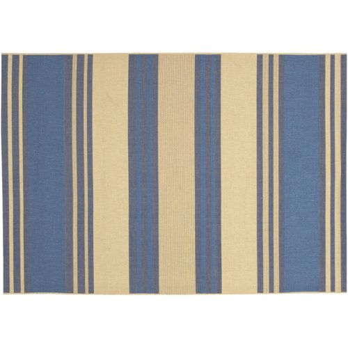 Couristan South Padre Striped Indoor Outdoor Rug