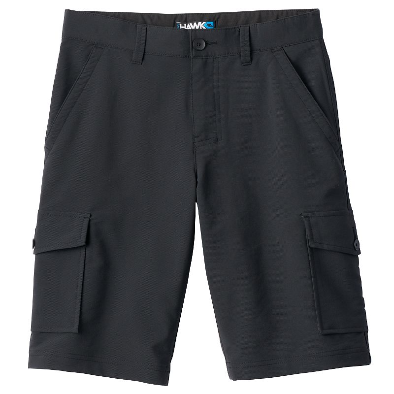 Boys 8-20 Tony Hawk® Solid Performance Cargo Shorts