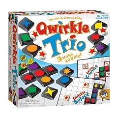 Qwirkle Trio Game by MindWare by