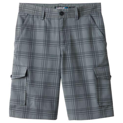 Boys 8-20 Tony Hawk® Printed Plaid Cargo Shorts