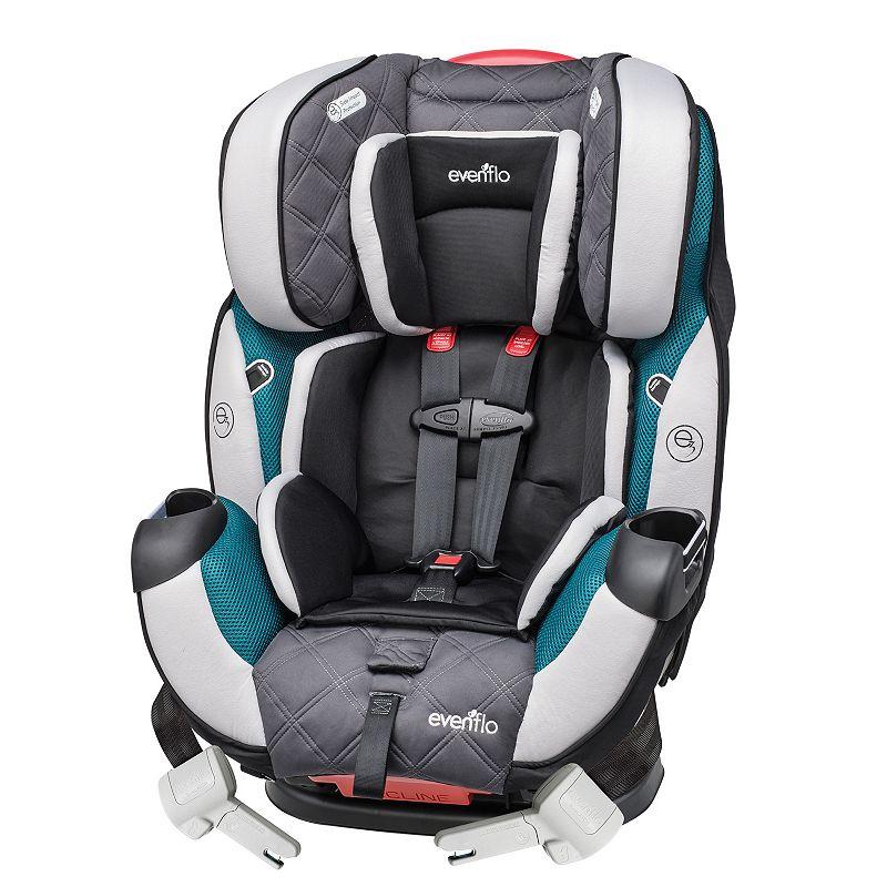 Evenflo Symphony DLX Convertible Car Seat