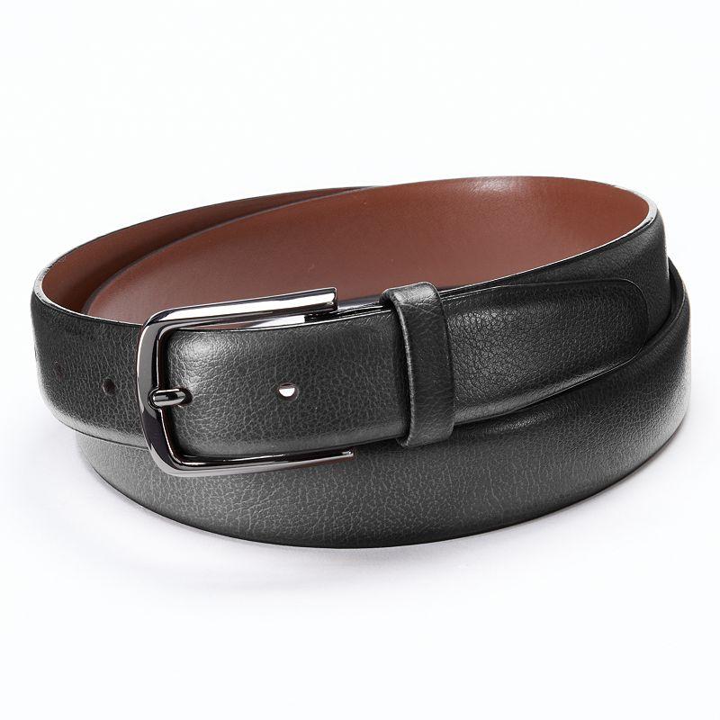 Apt. 9® Solid Leather Belt - Men