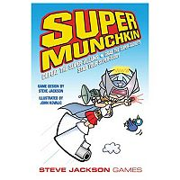 Super Munchkin Card Game by Steve Jackson Games