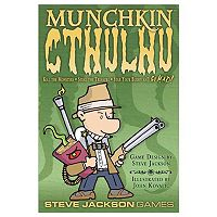 Munchkin Cthulhu Card Game by Steve Jackson Games