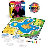 The Ungame Game Christian Version by Talicor