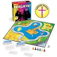 The Ungame Game Catholic Version by Talicor