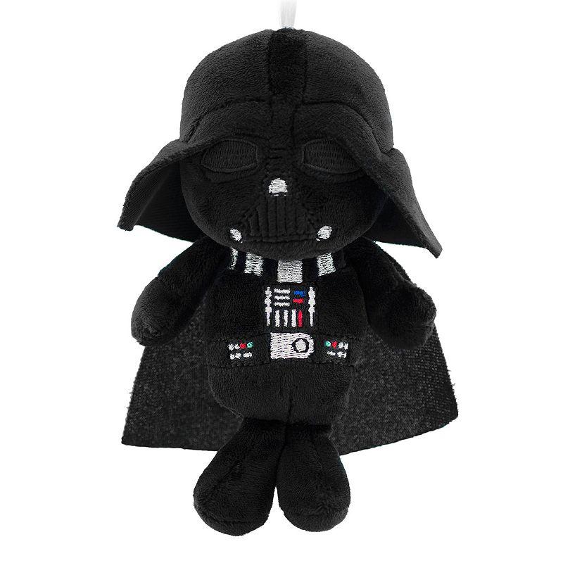 Star Wars Darth Vader Plush Christmas Ornament by Hallmark