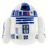 Star Wars R2D2 Plush Christmas Ornament by Hallmark