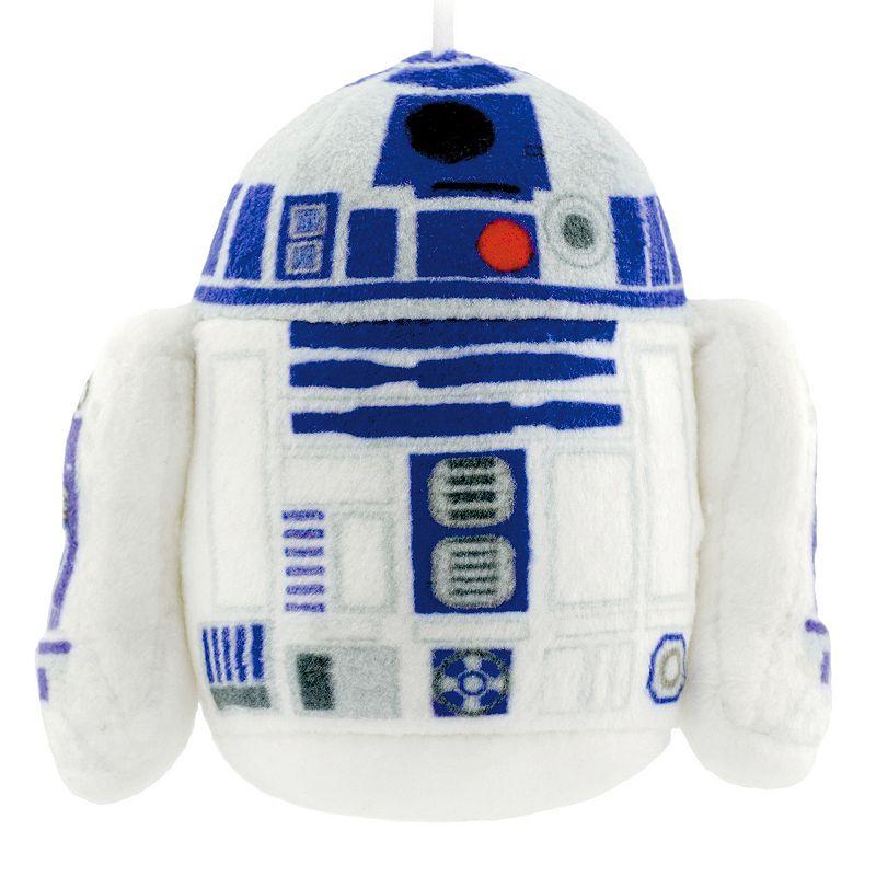 Star Wars R2D2 Plush Christmas Ornament by Hallmark