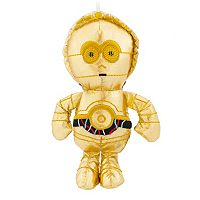 Star Wars C-3PO Plush Christmas Ornament by Hallmark