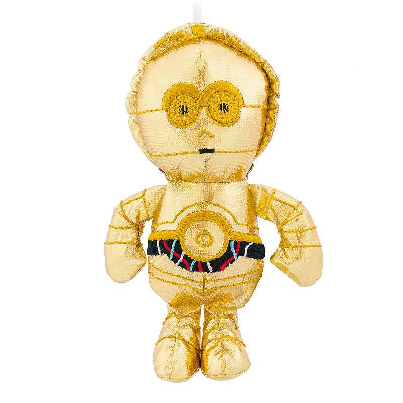 Star Wars C-3PO Plush Christmas Ornament by Hallmark