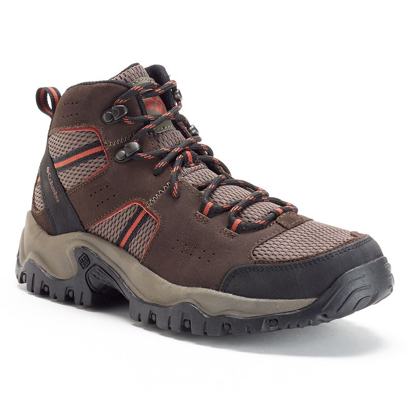 Columbia Klamath Falls Men's Mid-Top Hiking Boots