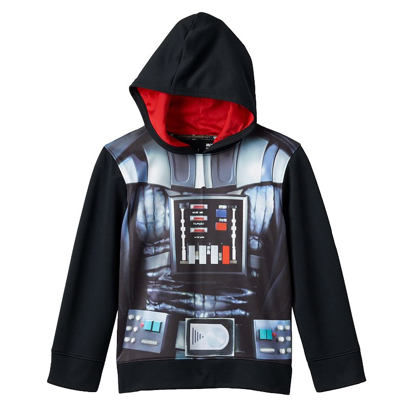 Star Wars a Collection for Kohl's Sublimated Darth Vader Hoodie - Boys 4-7x