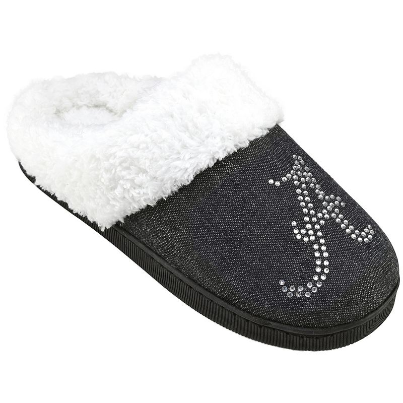 Women's Alabama Crimson Tide Denim Slippers