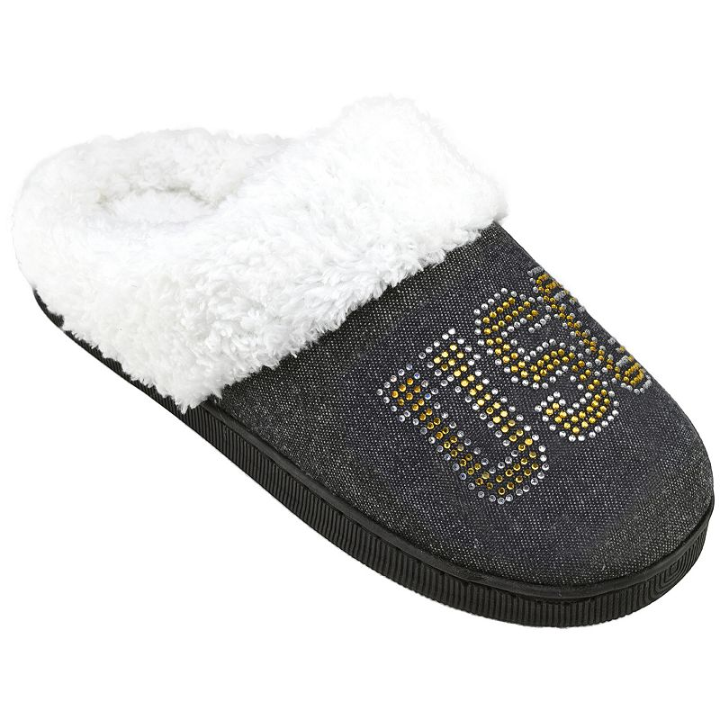 Women's USC Trojans Denim Slippers