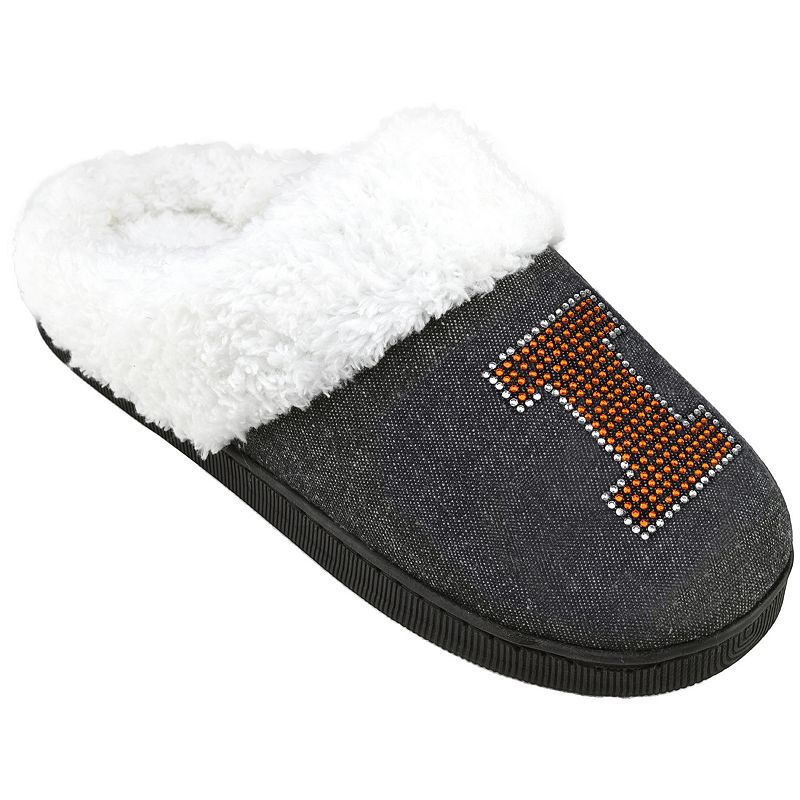 Women's Illinois Fighting Illini Denim Slippers