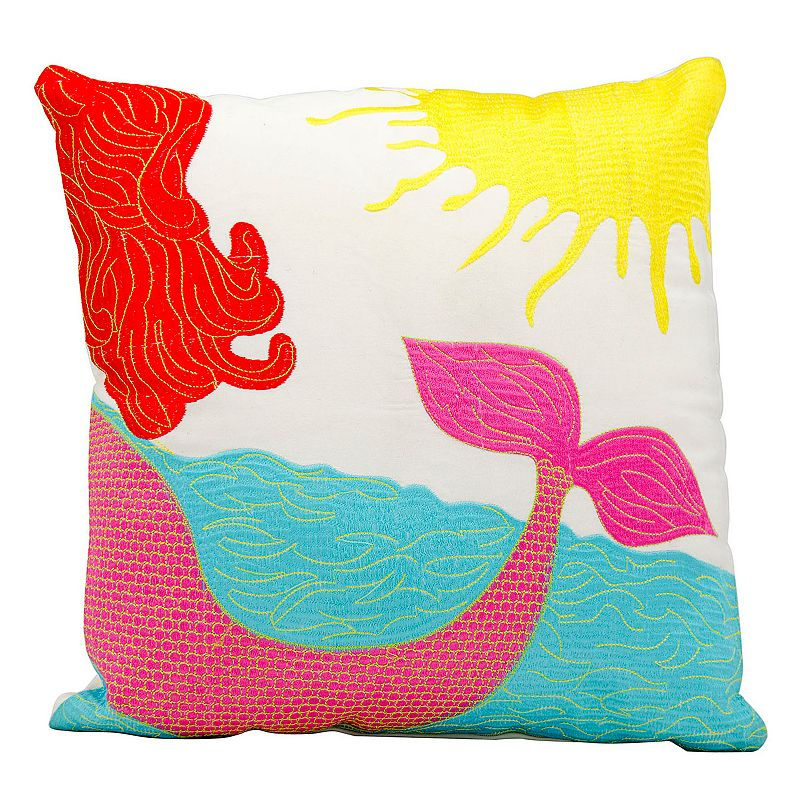 Kohls Nautical Throw Pillows : Nautical Outdoor Throw Pillow Kohl s