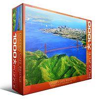 Eurographics 1000-pc. Golden Gate Bridge San Francisco, California Jigsaw Puzzle