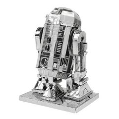 Star Wars R2D2 Metal Earth 3D Laser Cut Model by Fascinations by