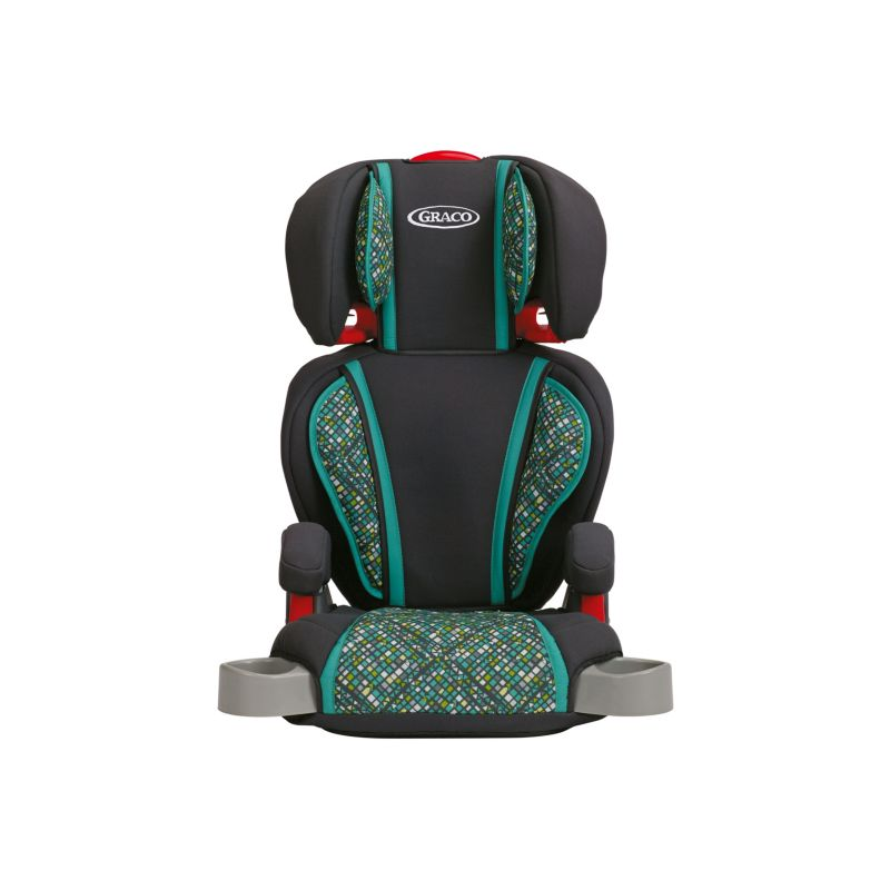Graco Highback Turbo Booster Car Seat, Multicolor
