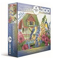 Eurographics 300-pc. Janene Grendy Country Cottage Jigsaw Puzzle