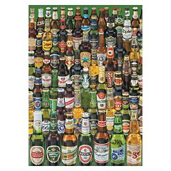 Educa 1000-pc. Beers Jigsaw Puzzle by