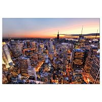 Educa Manhattan Sunset 3,000-pc. Jigsaw Puzzle