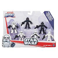 Playskool Heroes Star Wars Galactic Heroes Imperial Forces Pack