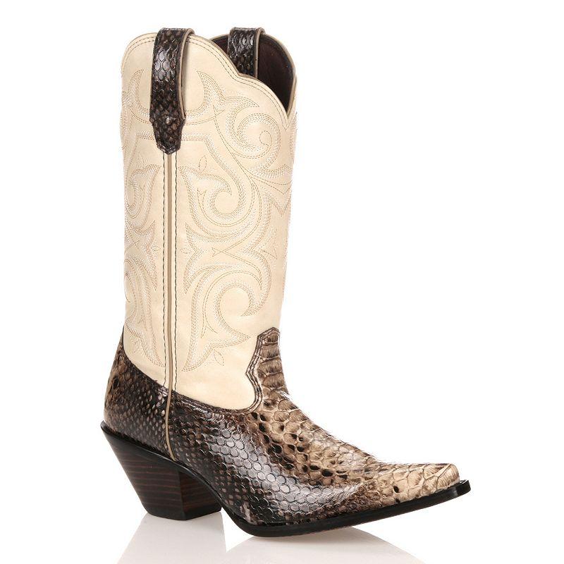Durango Crush Scalloped Women's Cowboy Boots