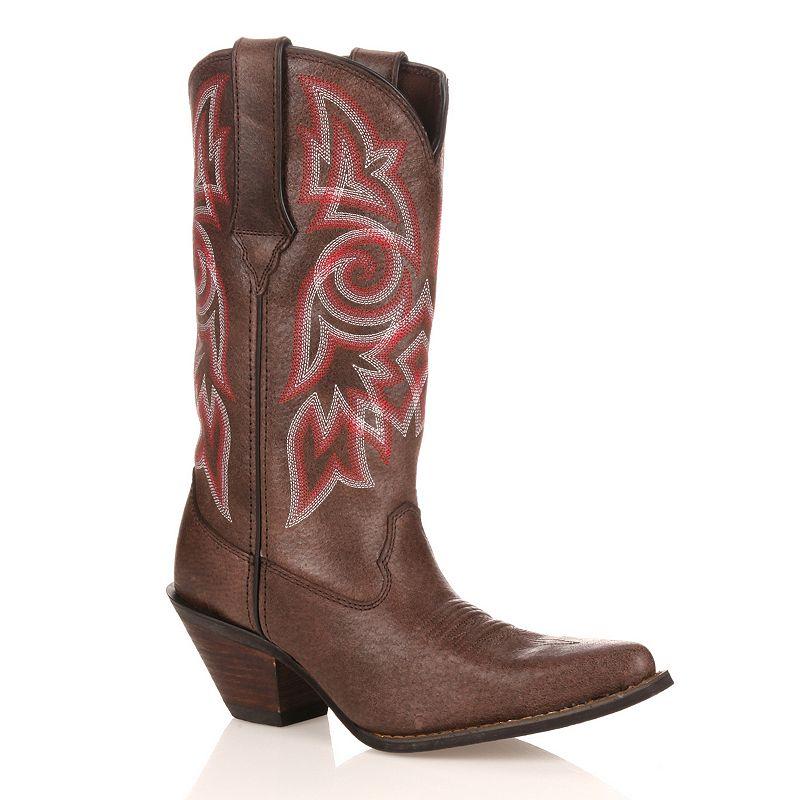 Durango Crush Embroidered Women's Cowboy Boots