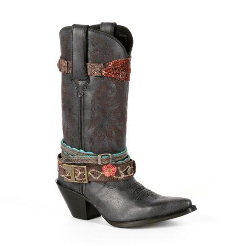 durango crush accessorized s cowboy boots