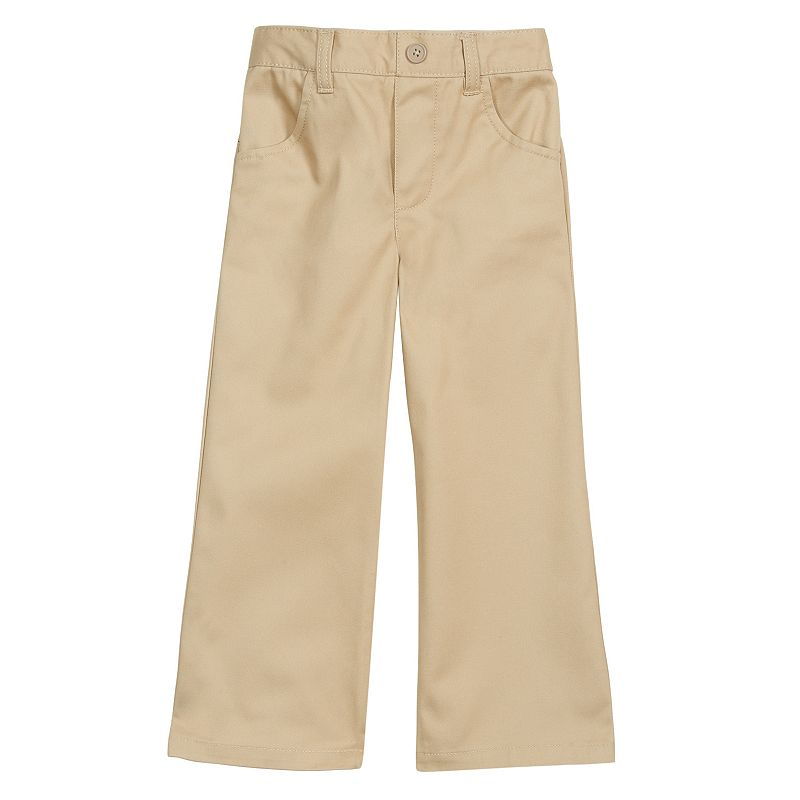 Toddler Girl French Toast School Uniform Pants