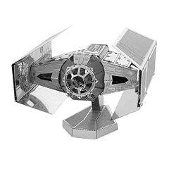 Star Wars Darth Vader's TIE Fighter Metal Earth 3D Laser Cut Model by Fascinations by